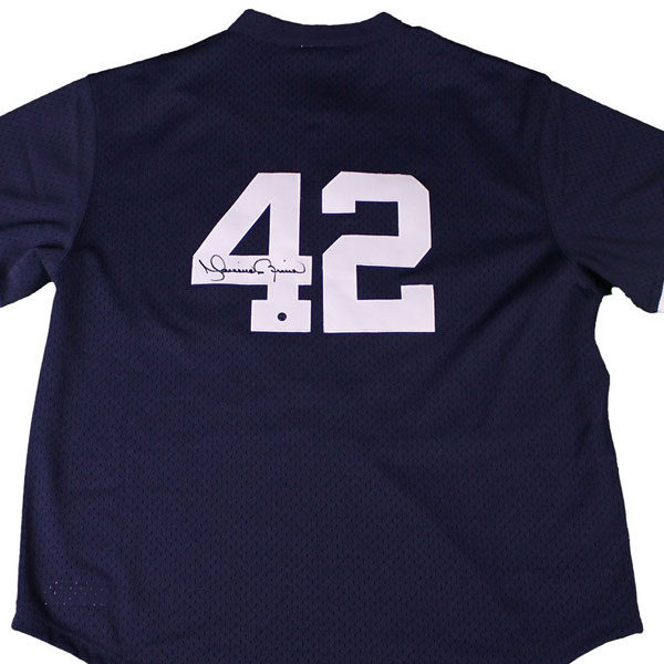 new arrival d569e 70c68 Mariano Rivera Signed New York Yankees Batting Practice Jersey
