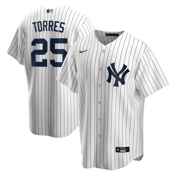 Yankees Gleyber Torres Nike Home Jersey : Moiderers Row
