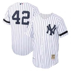 Mariano Rivera Cooperstown Home Jersey : Moiderers Row Shop