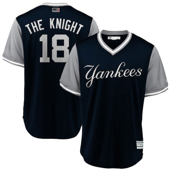 Didi Gregorius 2018 Players Weekend Jersey