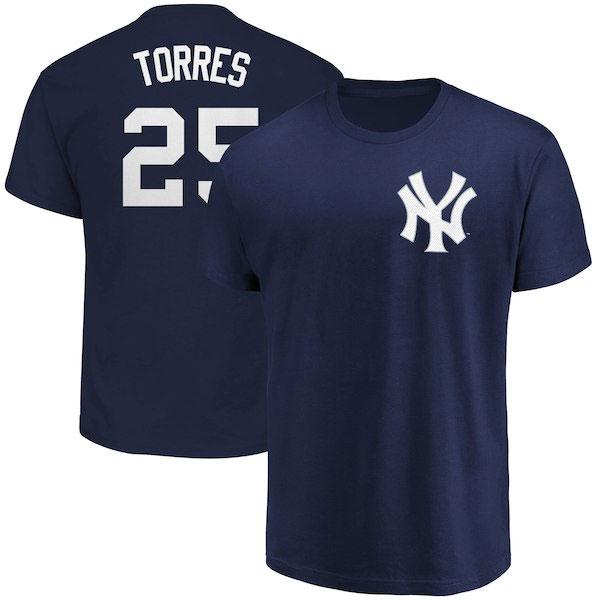 Gleyber Torres Yankees T-Shirt : Moiderer's Row Shop