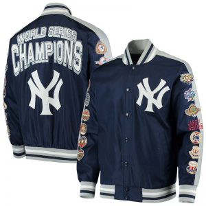 yankees carl banks dynasty jacket