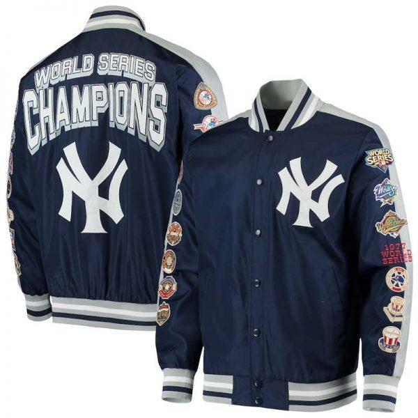 yankees carl banks dynasty jacket