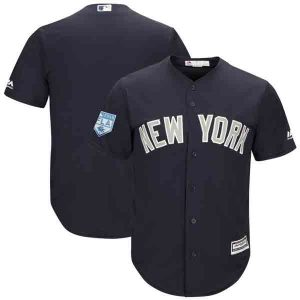 Yankees 2019 Alternate Spring Training Jersey : Moiderers Row Store