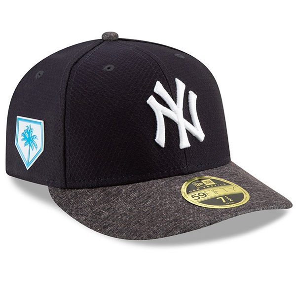 Moiderers Row Store : Yankees New Era 2019 Spring Training Low Profile Fitted Hat