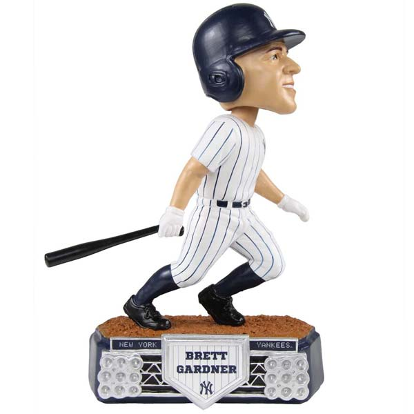 Brett Gardner bobblehead collectible New York Yankees