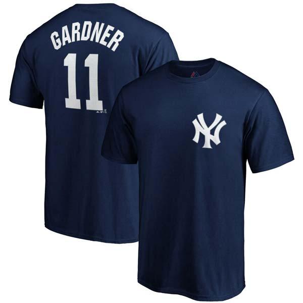 Brett Gardner New York Yankees T-Shirt