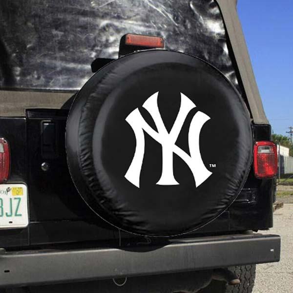 New York Yankees Logo Tire Cover