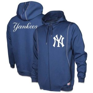 New York Yankees Full Zip Hoodie