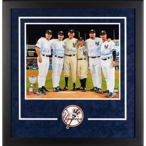 New York Yankees Perfect Pitchers & Catchers 16x20 Autographed Photo : Moiderer's Row Shop