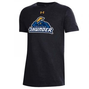Trenton Thunder team logo t-shirt by Under Armour : Moiderer's Row Shop