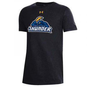Trenton Thunder team logo t-shirt by Under Armour : Moiderer's Row Shop