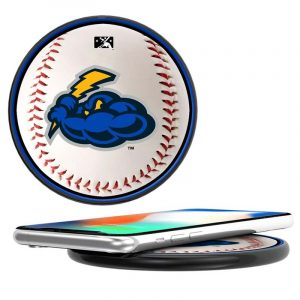 Trenton Thunder wireless phone charger : Moiderer's Row Shop