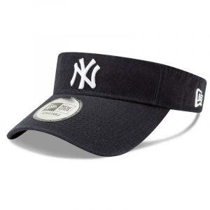 New York Yankees Navy Visor : Moiderer's Row Shop