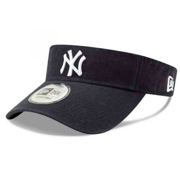 New York Yankees Navy Visor : Moiderer's Row Shop