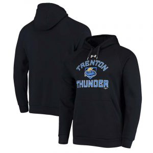 Trenton Thunder Under Armour Pullover Hoodie : Moiderers Row Shop
