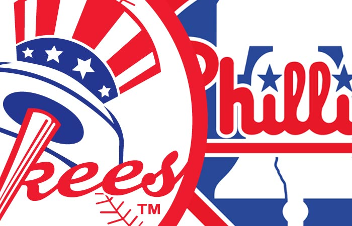 New York Yankees @ Philadelphia Phillies