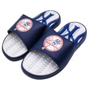 yankees gel iSlide summer sandals