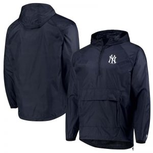 yankees packable hoodie : Moiderers Row Shop