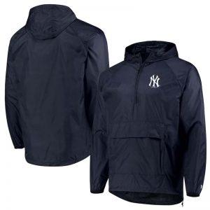 yankees packable hoodie : Moiderers Row Shop
