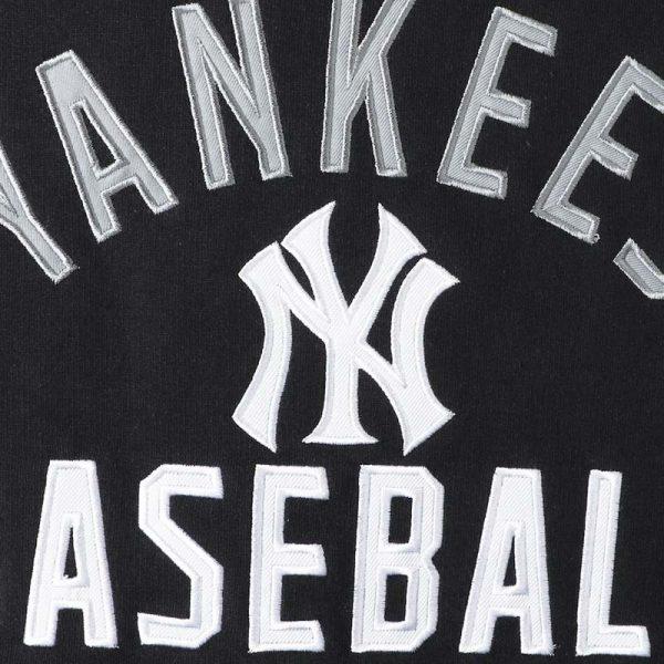 Lettering example yankees pullover sweatshirt