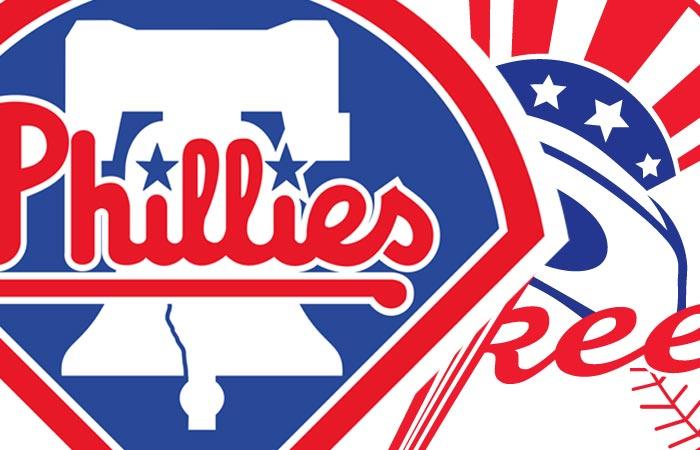 Philadelphia Phillies @ New York Yankees Moiderers Row