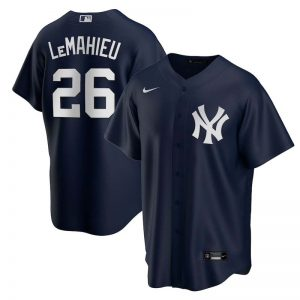 DJ LaMehieu 2020 Player Replica Jerseyat Moiderer's Row Shop