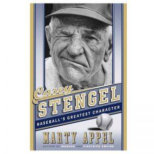 Audiobook - Casey Stengel by Marty Appel