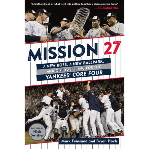 Mission 27 The Core Four @ The Yankees Book Store ; Moiderers Row