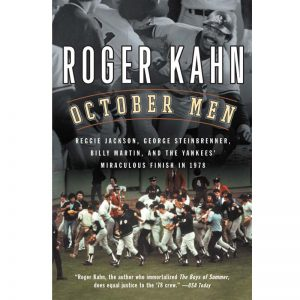 October Men by Roger Kahn @ Yankees Book Store Moiderers Row Shop