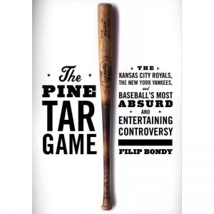 the pine tar game by filip bondy
