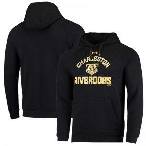 charleston riverdogs pullover hoodie