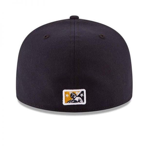 charleston riverdogs baseball cap back