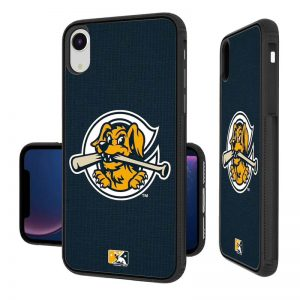 charleston riverdogs iphone bump case