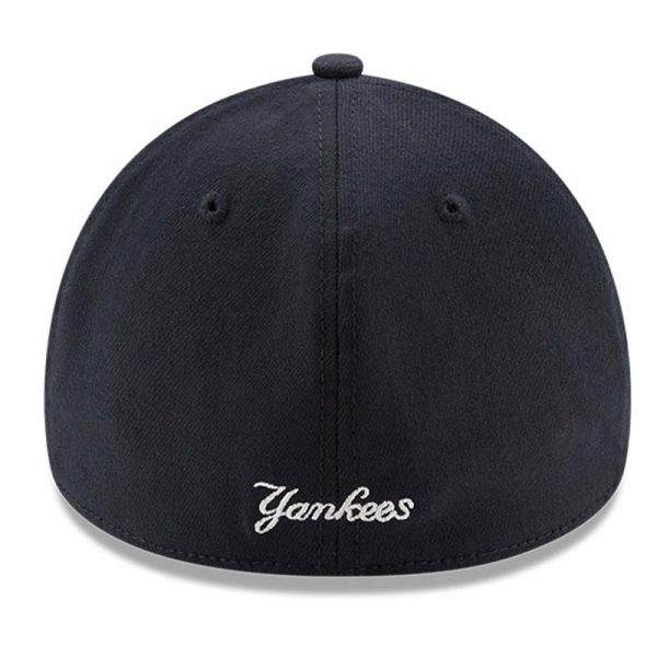 Yankees Mens New Era Flex Cap Back View Moiderers Row Shop