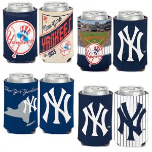 new york yankees 12 oz can coolers