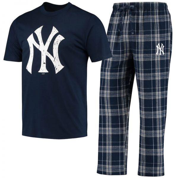 mens new york yankess pajamas