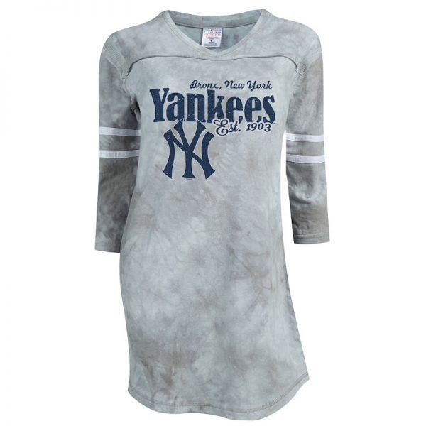 new york yankees womens nightshirt