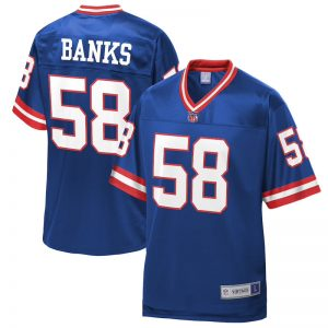 ny giants carl banks throwback jersey