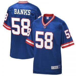 ny giants carl banks throwback jersey
