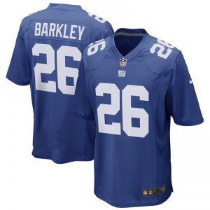 ny giants saquon barkley game jersey
