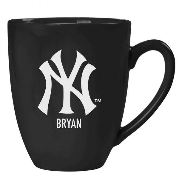 personalized new york yankees 15oz mug