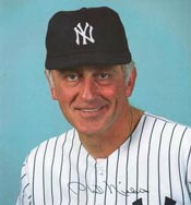 Phil Niekro New York Yankees