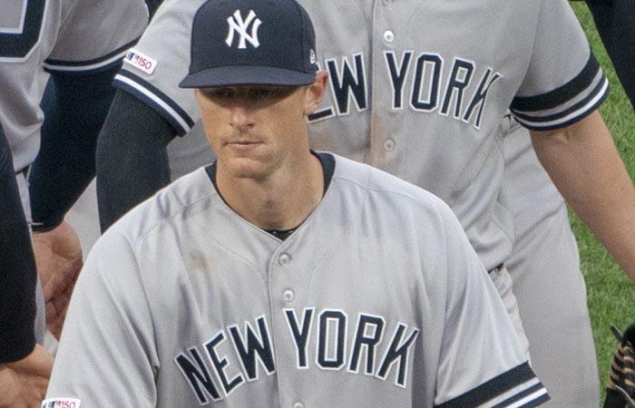 New York Yankees DJ LeMahieu