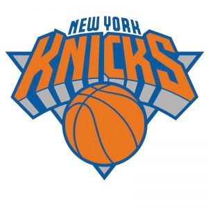 New York Knicks logo Fathead decal