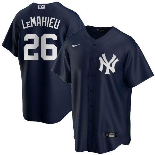 DJ LeMahieu Yankees 2020 Jersey