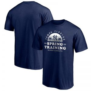 official yankees 2021 spring training t-shirt