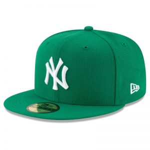 new york yankees st. patrick's day cap