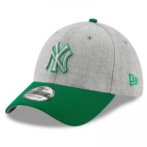 yankees new era st. patricks day flex cap