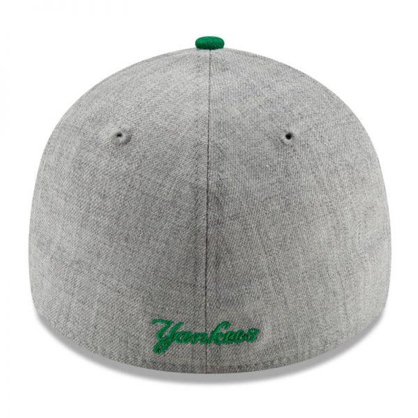 yankees new era st. patrick's day flex cap back